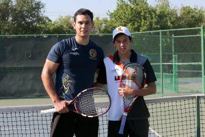 tenis universiada 2017, carmen garza arangua, tenis singles